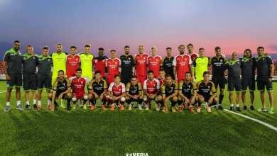 Photo of UTA și-a prezentat lotul pentru noul sezon la lumina reflectoarelor, în aplauzele a aproximativ 1000 de arădeni