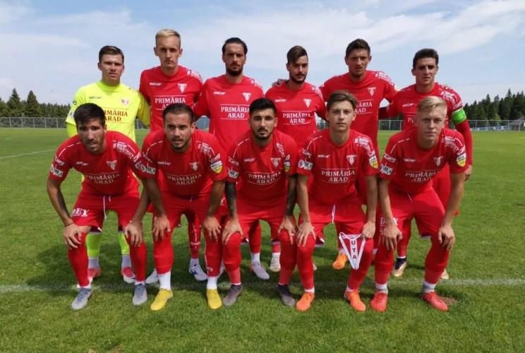 Fotbal frumos, scor de tenis: UTA - NK Rogaska  6-0