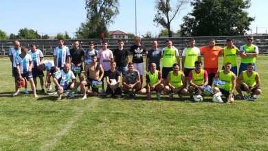 Photo of S-a jucat minifotbal de Zilele Orașului Sântana! Spartanii au câștigat trofeul, după o finală cu Sporting