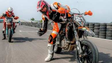 Photo of Arădeanul Gergely e campion național la Supermoto, clasa amatori