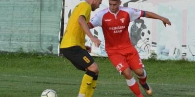 Liga a II-a, etapa a 7-a: Călărașiul câștigă derby-ul dezamăgirilor cu U. Cluj, UTA rămâne în afara podiumului