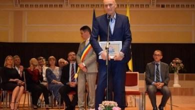 Photo of Zilele Aradului: Titlu de Excelenţă pentru Adrian Lucaci!