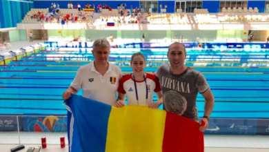 Photo of Înotătoarea Andreea Popescu s-a remarcat la Festivalul Olimpic