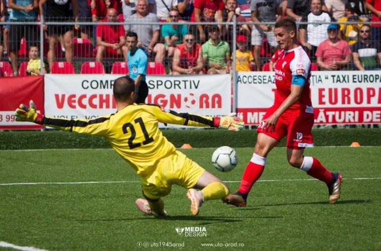 Live-text Liga a II-a: UTA - Csíkszereda 3-0, final