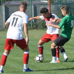 Ultima verificare înainte de vizita Craiovei: CSC Sânmartin - Șoimii Lipova 2-2