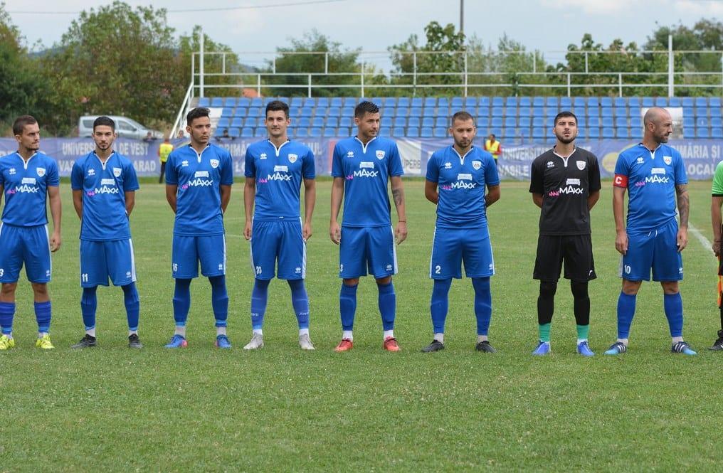 Repetiție albă pentru debutul eșalonului terț: Național Sebiș – Luceafărul Oradea 0-0