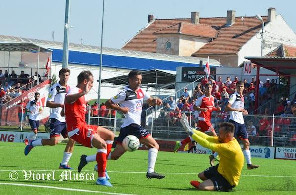 Galerie FOTO: UTA – Sportul Snagov 4-0