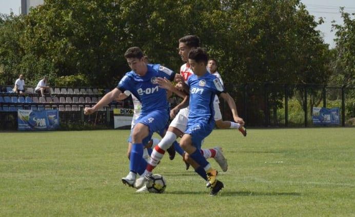 Liga Elitelor: Puștii lui Gaica au revenit de la 0-2 în Bănie, UTA U17 și Viitorul U16 încă nu-și găsesc cadența