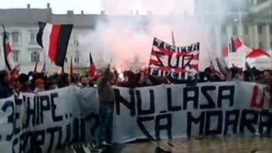 """Photo of Suporterii UTA-ei aleg forma de protest în """"speța"""" arenei """"Francisc Neuman"""": """"Să ne reamintim ceea ce ne unește!"""""""
