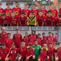 Viitorul 2005 și UTA 2006 și-au luat biletele pentru faza finală a Cupei Aradului la juniori C