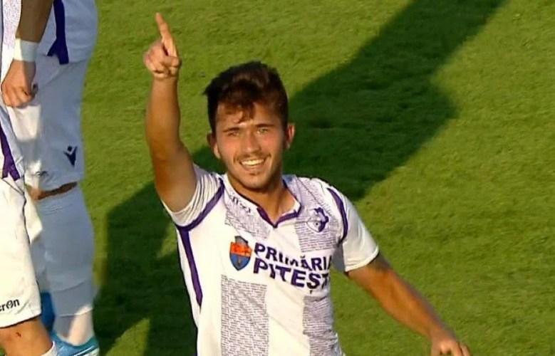 Liga a II-a, etapa a 5-a: Turris reocupă fotoliul de lider, FC Argeș îi mulțumește lui Barbu pentru punctele cu Pandurii