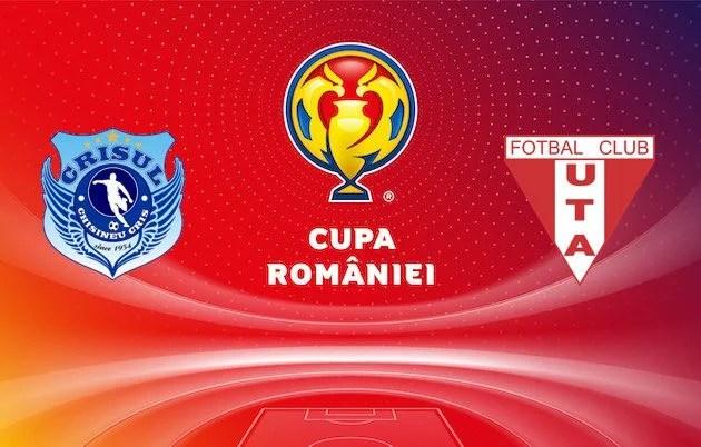 Crișul - UTA, în turul patru al Cupei României! UPDATE! În proporție de 99%, meciul se va juca marți, 10 septembrie