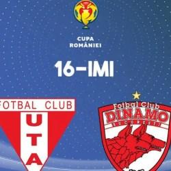 UTA - Dinamo se joacă marți, 24 septembrie, de la ora 16,30! Primăria a intervenit pentru ca meciul să se poată juca la Arad