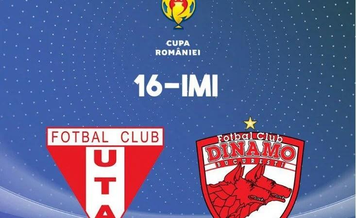 UTA – Dinamo se joacă marți, 24 septembrie, de la ora 16,30! Primăria a intervenit pentru ca meciul să se poată juca la Arad