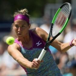 O jucătoare din echipa de Fed Cup a Elveției, favorită la ITF Arad!