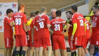 Photo of Primul punct pentru handbaliștii arădeni în Divizia A, dar putea fi și mai bine: CSU Politehnica – HC Beldiman 22-22 (10-10)
