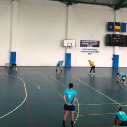 Debut apăsat în noua ediție a Diviziei A la handbal feminin: Crișul Chișineu Criș - CS Universitatea de Vest Timișoara 36-24
