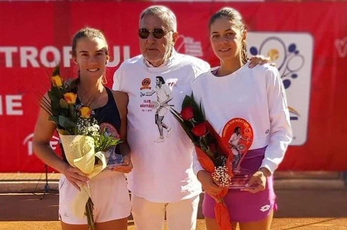 Andreea Mitu și-a sărbătorit ziua de naștere câștigând a 15-a ediție a Trofeului Ilie Năstase!