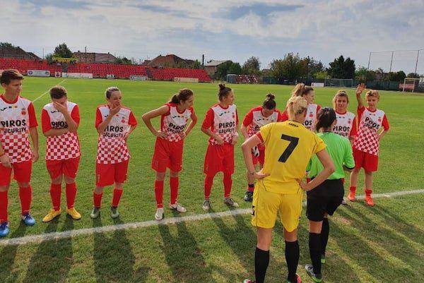 Galop de sănătate la debutul în fața propriilor susținători: AC Piroș Security – Luceafărul Filiași  6-0