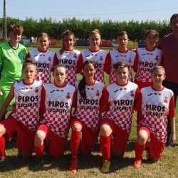 Debut convingător în Liga 1, în exact 11 jucătoare: CSȘ Târgoviște - AC Piroș Security  1-3