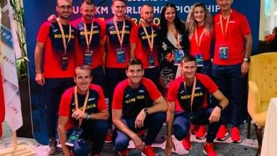 """Photo of Arădeanul Roland Unterweger a luat singura medalie a delegației României la """"mondialele"""" de Ultramaraton, de la Brașov!"""
