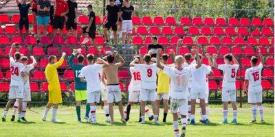 Derby-ul Aradului în Liga Elitelor U16, decis de Lingurar: UTA – Viitorul  1-0