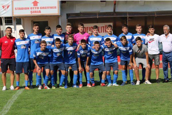 UPDATE! Liga Elitelor: Viitorul a spart gheața înainte de derby-ul Aradului, UTA Under 19 a bătut la Cluj și e noul lider al seriei de Vest!