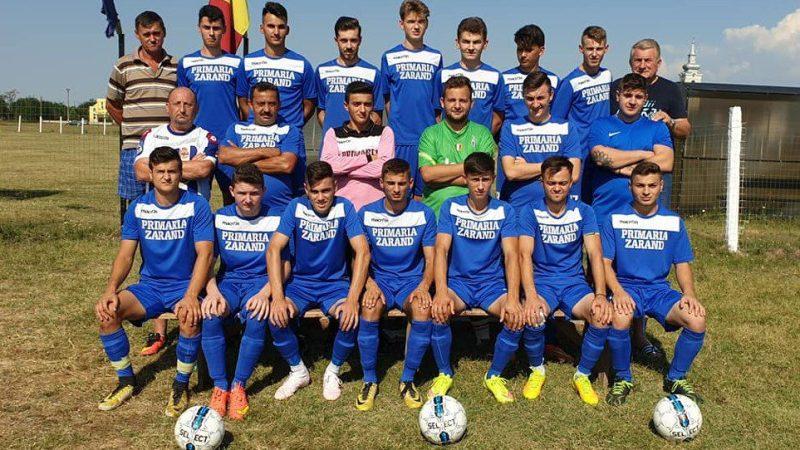 Liga a VI-a, etapa a 7-a: Zărandul – singura formație din fotbalul județean cu punctaj maxim, Cherelușul câștigă în stil mare primul meci stagional