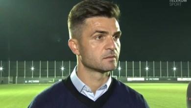 """Photo of Bratu: """"Speram la mai mult după eliminare, însă mă bucur că nu am pierdut contra unei echipe ce vrea promovarea"""""""