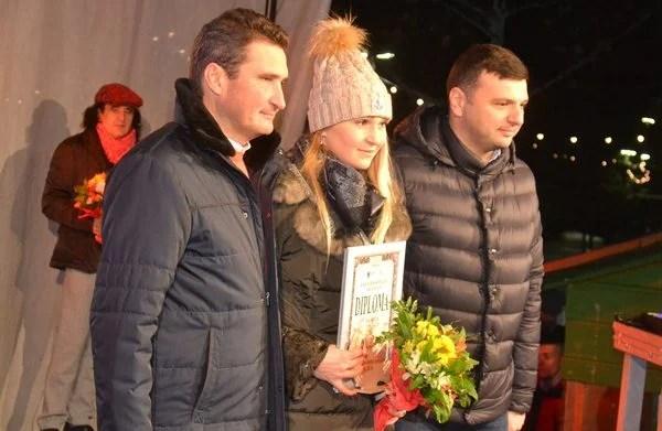 Daniela Dodean Monteiro va primi titlul de cetăţean de onoare al Aradului!