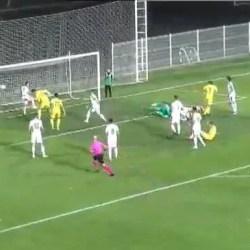 Miculescu a marcat pentru România U19, dar a ratat și un penalty în remiza cu Serbia +VIDEO