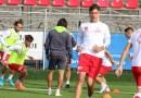 70 de minute pentru utiștii Isac și Miculescu în eșecul României U19 cu Lituania: Balint i-ar putea lăsa pe bancă cu Turris