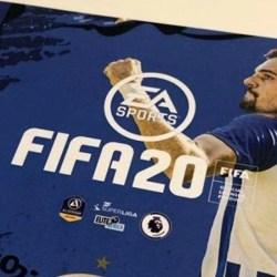 Arădeanul Adi Petre, pe coperta FIFA 2020!