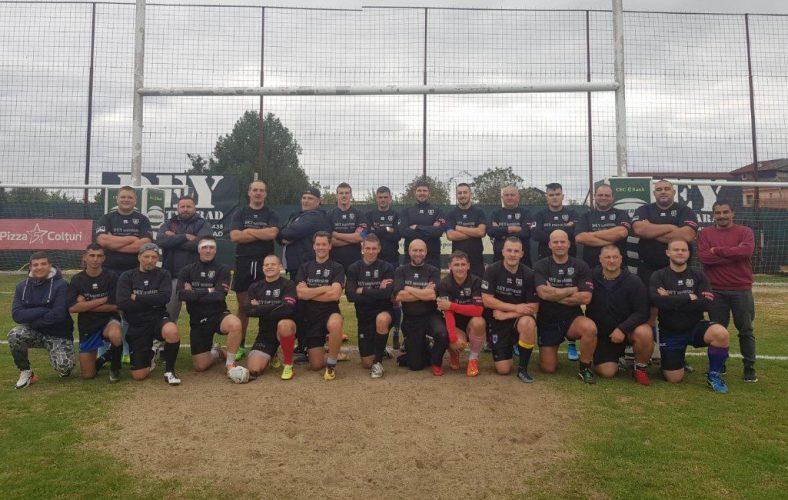 Repriză perfectă pentru primul succes stagional: CS UAV Arad - Rugby Club Gura Humorului  15-5 (3-5)