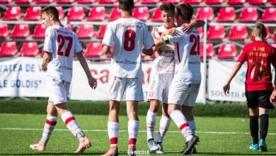 Photo of Un nou weekend plin de puncte și goluri pentru Academia UTA în Liga Elitelor: Derby-ul Aradului la U16, decis de Lingurar!