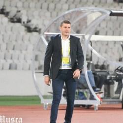 """Balint consideră că UTA a făcut un joc tactic bun la Cluj și: """"Am pierdut două puncte la ce ocazii mari am ratat"""""""