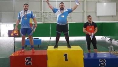 Photo of Halterofilul Sorin Cazacu e campion național la 46 de ani, Popa a urcat și el pe podium pentru AMEFA!