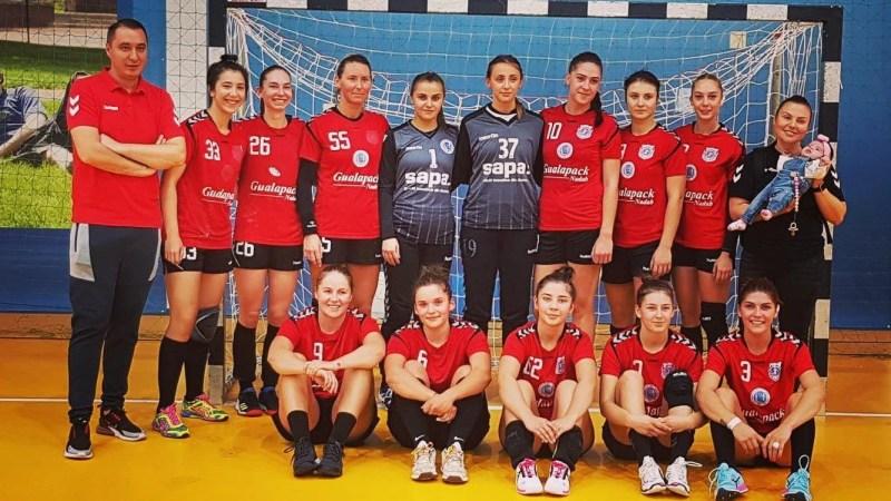 Handbalistele Crișului debutează la Macea cu obiectivul de a-și prelungi seria pozitivă