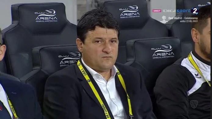 """Falub, despre remiza lui U. cu UTA: """"Am luat un gol impardonabil, altfel cred că puteam câștiga ușor acest meci"""""""