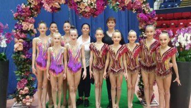 Photo of Salbă de medalii naţionale, pe covorul ritmicii!