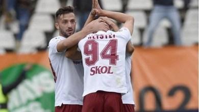 """Photo of Hlistei le-a cerut iertare fanilor arădeni pentru golul de 2-0, în Rapid – UTA: """"Să terminăm ambele pe locurile direct promovabile în Liga 1!"""""""
