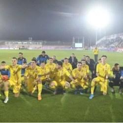 """Arădenii Man și Petre - """"assituri"""" pentru Mihăilă, eroul României U21 în victoria contra Finlandei"""