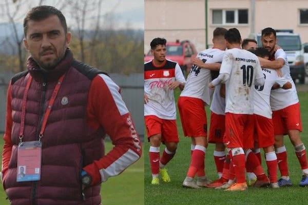 """Lipova și-a adjudecat ultimul derby județean al turului: """"Mă bucur că am avut atitudine după golul de 1-1, suntem alături de sebișeni!"""""""