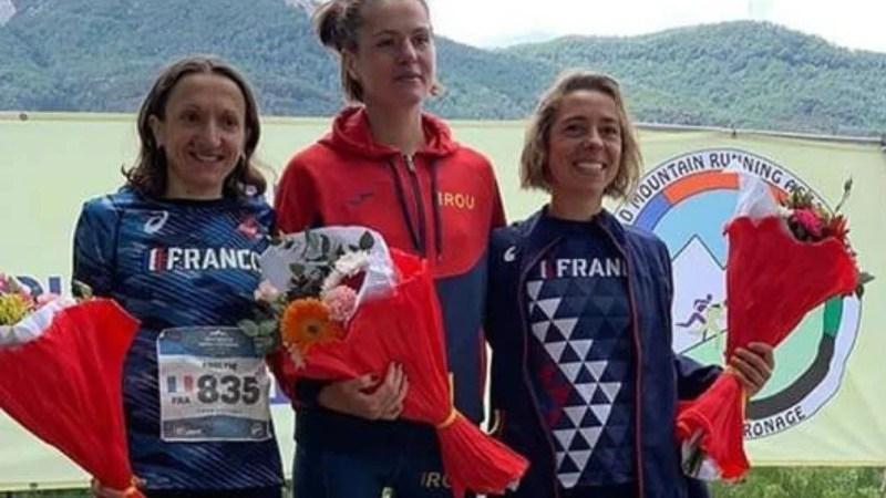 """""""Studenta"""" Simion, la finalul anului ce i-a adus titlul mondial la alergare montană: """"Cea mai mare realizare a carierei, acum trebuie să demonstrez că nu a fost o întâmplare"""""""