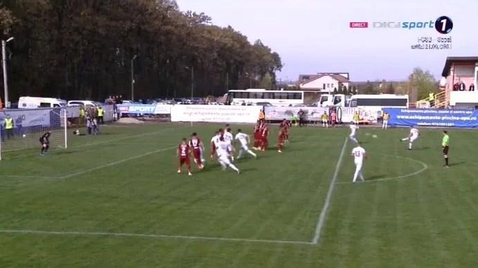 Liga a II-a, etapa a 15-a: Codașa din Snagov răpune Rapidul, UTA își consolidează locul 2 înainte de disputarea primei restanțe din totalul de trei!