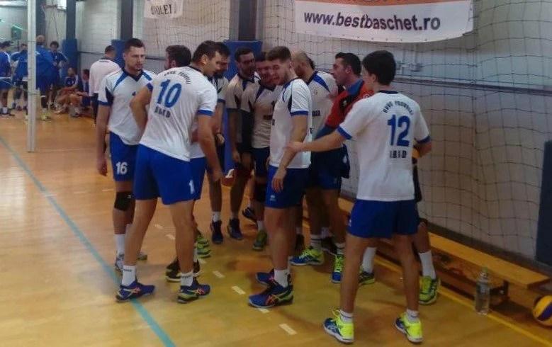 UVVG ProVolei câștigă derby-ul cu Suceava și turneul semifinal se vede cu ochiul liber