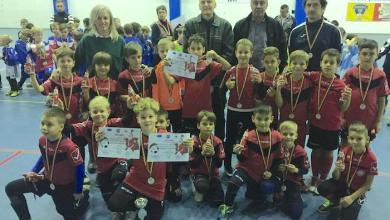 """Photo of Liceul Național de Informatică a câștigat a treia ediție a """"Nicholas Indoor Cup"""""""