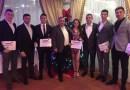 Cinci premianți la Revelionul arbitrilor și observatorilor