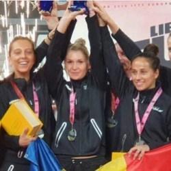 Dodean şi Krupla sunt sportivii anului la CSM Arad, Codrean completează podiumul!