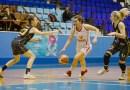 FCC Baschet Arad a câștigat fără emoții la Târgu Mureș, la debutul în Liga Naţională pentru Lipovan!
